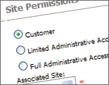 Manager User Permissions